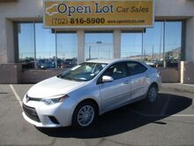 2014_Toyota_Corolla_L 4-Speed AT_ Las Vegas NV