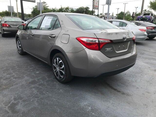 2014 Toyota Corolla L Gainesville FL