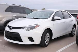 2014_Toyota_Corolla_L_ Phoenix AZ