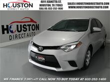 2014_Toyota_Corolla_L_ Houston TX