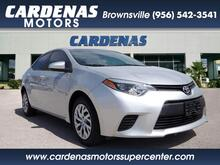 2014_Toyota_Corolla_LE_ Brownsville TX