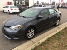 2014_Toyota_Corolla_LE_ Decatur AL