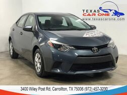 2014_Toyota_Corolla_LE ECO AUTOMATIC REAR CAMERA BLUETOOTH AUTOMATIC CLIMATE CONTROL_ Carrollton TX