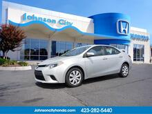 2014_Toyota_Corolla_LE_ Johnson City TN