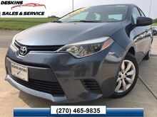 2014_Toyota_Corolla_LE Plus_ Campbellsville KY