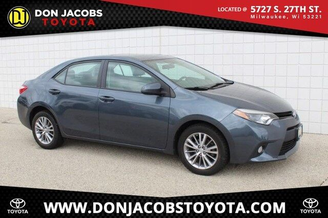2014 Toyota Corolla LE Plus Milwaukee WI