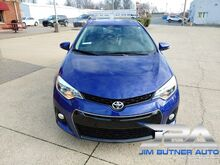 2014_Toyota_Corolla_S CVT_ Clarksville IN