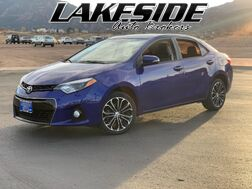 2014_Toyota_Corolla_S CVT_ Colorado Springs CO