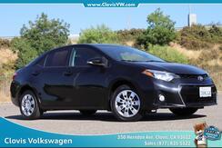 2014_Toyota_Corolla_S_ Clovis CA