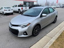 2014_Toyota_Corolla_S_ Decatur AL