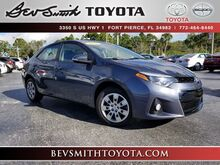 2014_Toyota_Corolla_S_ Fort Pierce FL