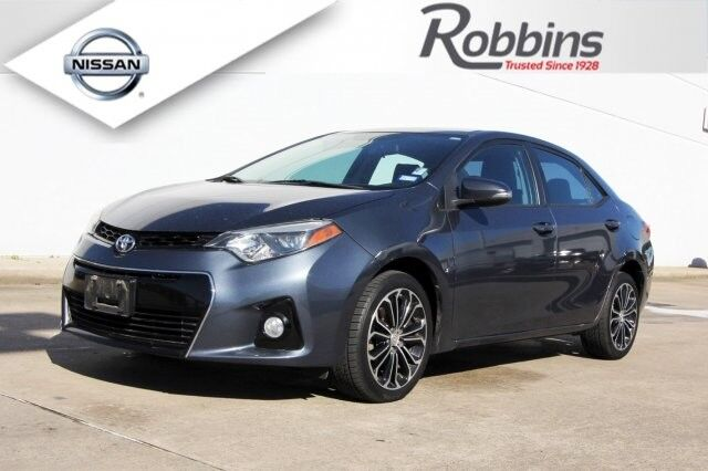 2014 Toyota Corolla S Houston TX