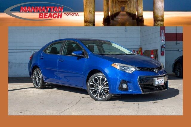 2014 Toyota Corolla S Plus Manhattan Beach CA