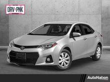 2014_Toyota_Corolla_S Plus_ Roseville CA