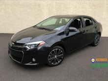 2014_Toyota_Corolla_S Plus w/ Navigation_ Feasterville PA