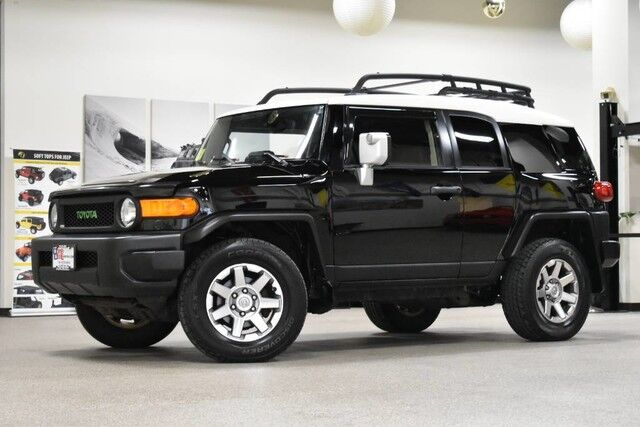 2014 Toyota FJ Cruiser 4WD Boston MA