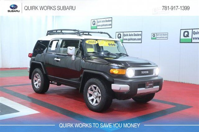 2014 Toyota FJ Cruiser BASE Braintree MA