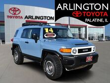 Toyota FJ Cruiser TRAIL TEAMS ULTIMATE EDITION 4DR 4WD AT 2014