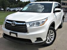Toyota Highlander LE ** LEATHER** - w/ BACK UP CAMERA & LEATHER SEATS 2014