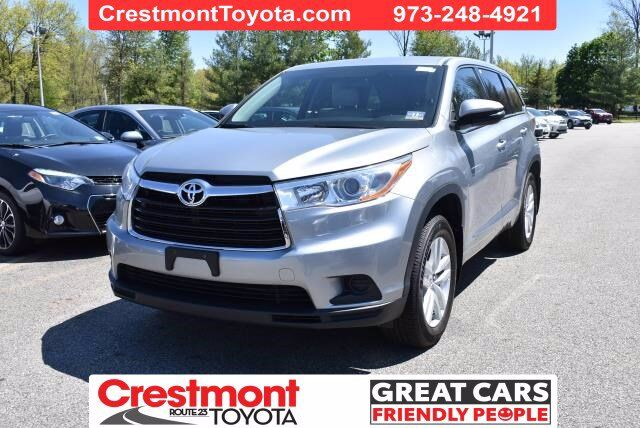 2014 Toyota Highlander LE Pompton Plains NJ