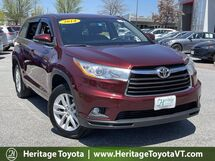2014 Toyota Highlander LE South Burlington VT