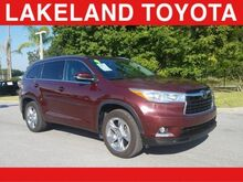 2014_Toyota_Highlander_Limited_  FL