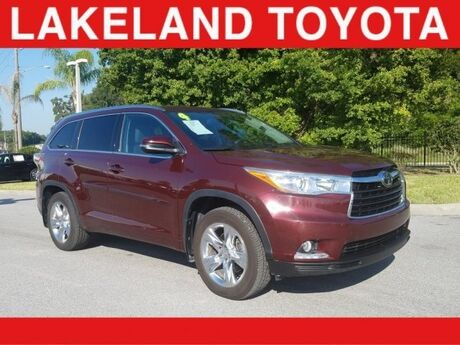 2014 Toyota Highlander Limited  FL