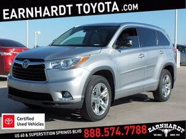 2014_Toyota_Highlander_Limited *1-Owner!*_ Phoenix AZ