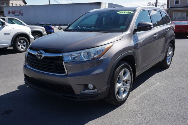 2014 Toyota Highlander Limited AWD V6 Schuylkill Haven PA