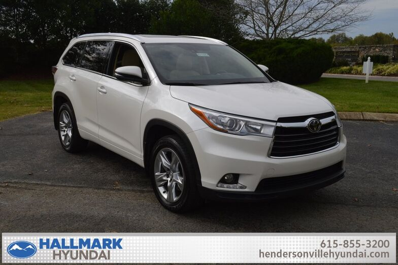 2014 Toyota Highlander Limited Franklin TN