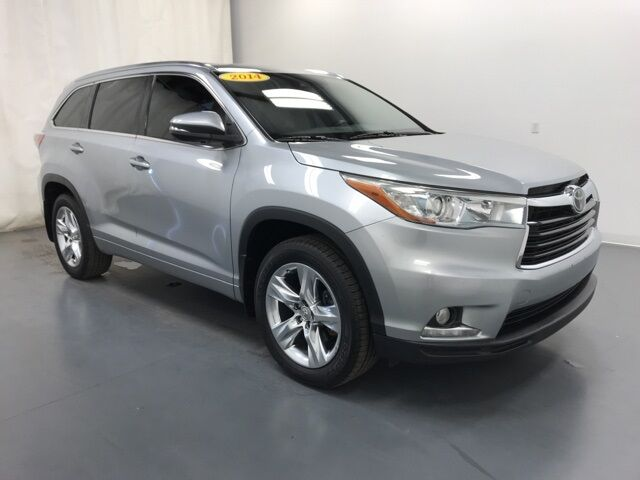 2014 Toyota Highlander Limited Holland MI