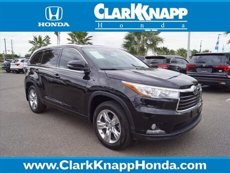 2014 Toyota Highlander Limited Pharr TX