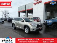 2014_Toyota_Highlander_Limited_ Pocatello ID