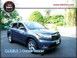 2014 Toyota Highlander Limited w/ 3rd Row