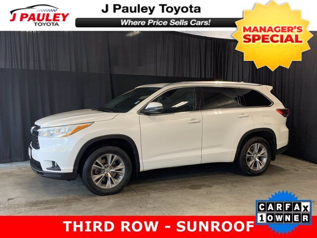 2014 Toyota Highlander XLE Fort Smith AR