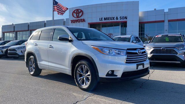 2014 Toyota Highlander XLE Green Bay WI
