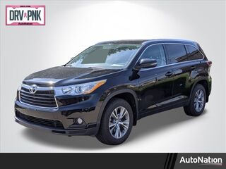 2014_Toyota_Highlander_XLE_ Littleton CO