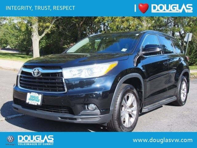 2014 Toyota Highlander XLE Summit NJ