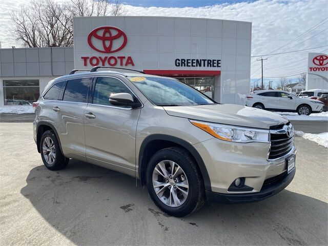 2014 Toyota Highlander XLE V6 Danbury CT