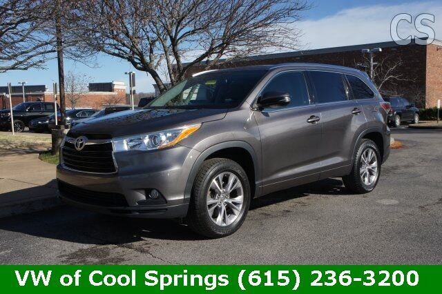 2014 Toyota Highlander XLE V6 Franklin TN