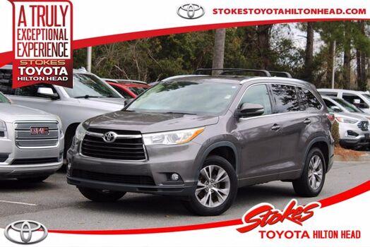 2014_Toyota_Highlander_XLE_ Aiken SC