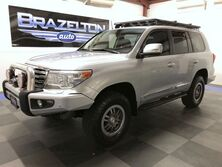 Toyota Land Cruiser 2in OME Lift, ARB Bumpers, Winch, Slee Sliders, Rhino Rack, TRD Wheels 2014