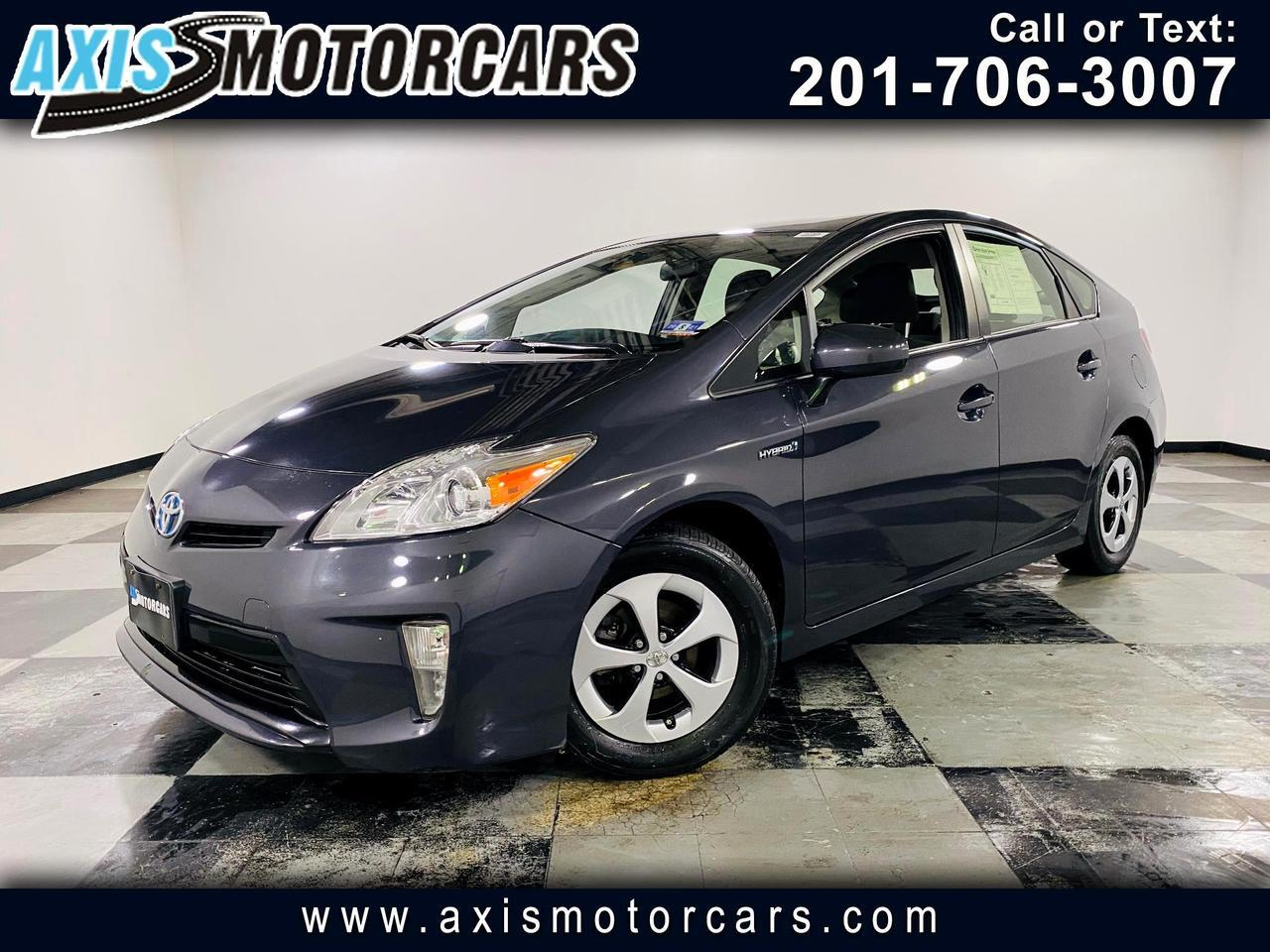 2014 Toyota Prius 5dr HB One (Natl) Jersey City NJ