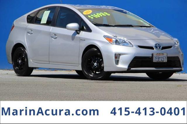 2014_Toyota_Prius_5dr HB Two_ Bay Area CA