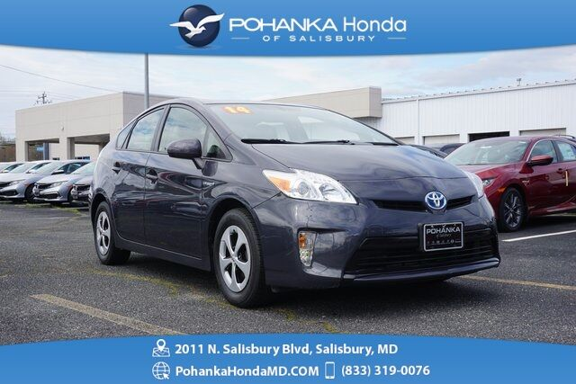 2014 Toyota Prius Four ** NAVIGATION ** ONE OWNER ** Salisbury MD