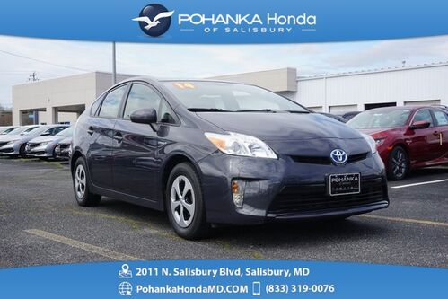 2014_Toyota_Prius_Four ** NAVIGATION ** ONE OWNER **_ Salisbury MD