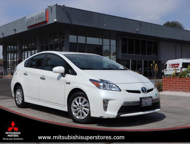 2014 Toyota Prius Plug-In  Cerritos CA