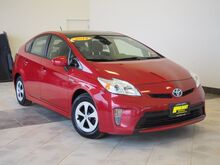2014_Toyota_Prius_Three_ Epping NH
