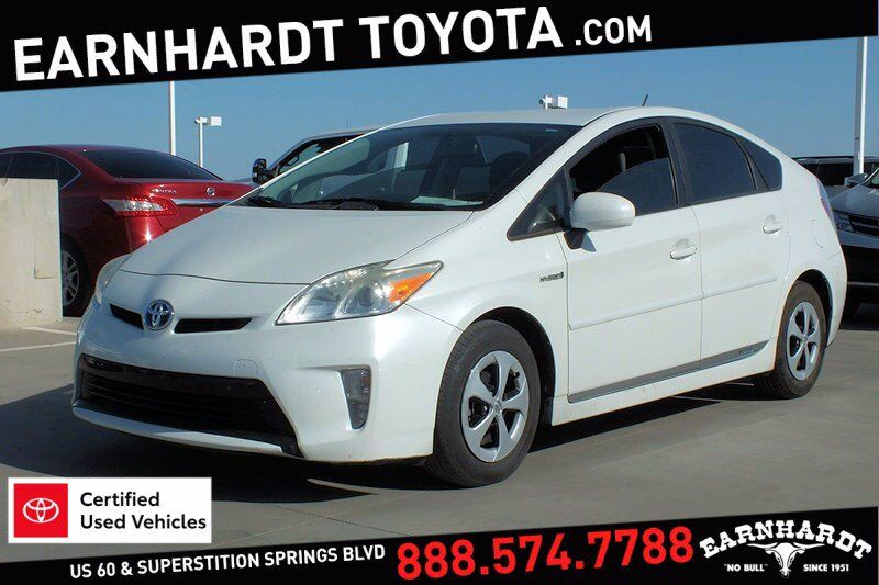 2014 Toyota Prius Three *WELL MAINTAINED!* Mesa AZ