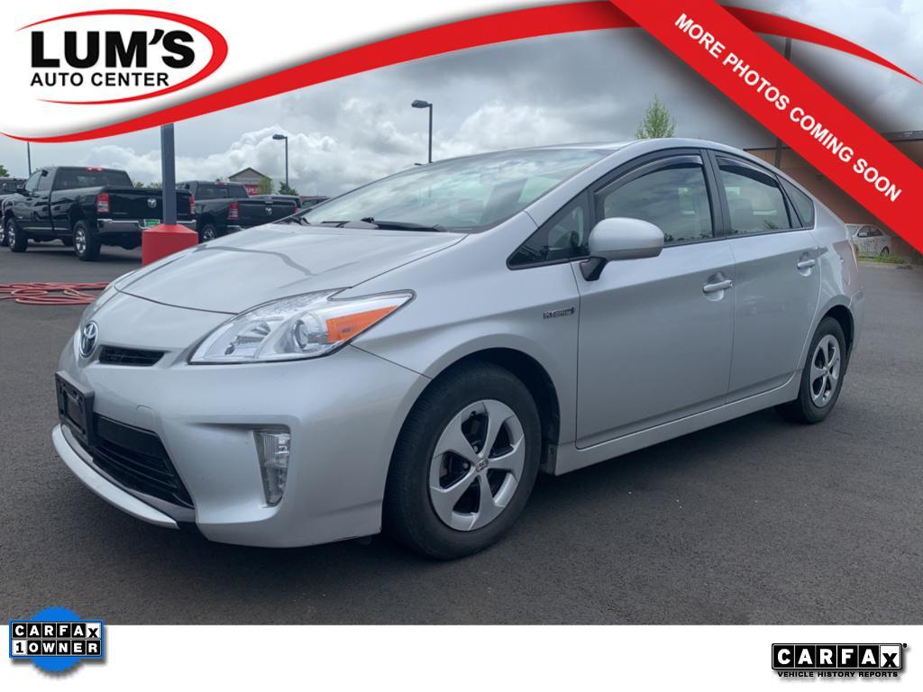 2014 Toyota Prius Three Warrenton OR